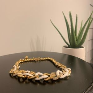 Kate Spade Gold Chain Link Necklace